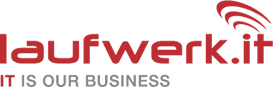 Laufwerk.it - Logo